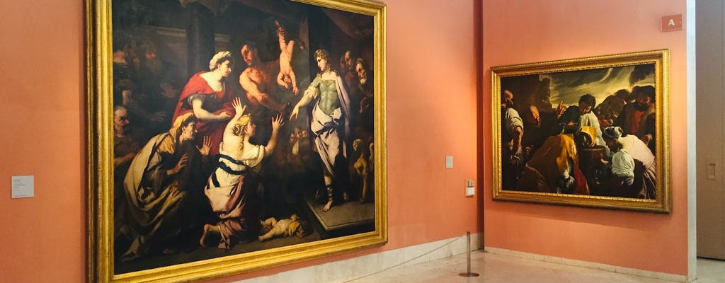 Eintritt ohne Anstehen und private Führung im Museum Thyssen-Bornemisza