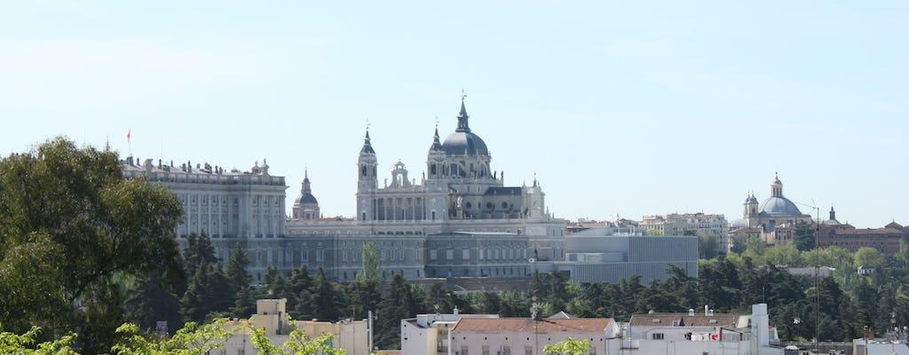 Visita guidata privata della storica Madrid