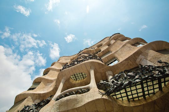 Skip-the-line tickets for Park Güell and private walking tour