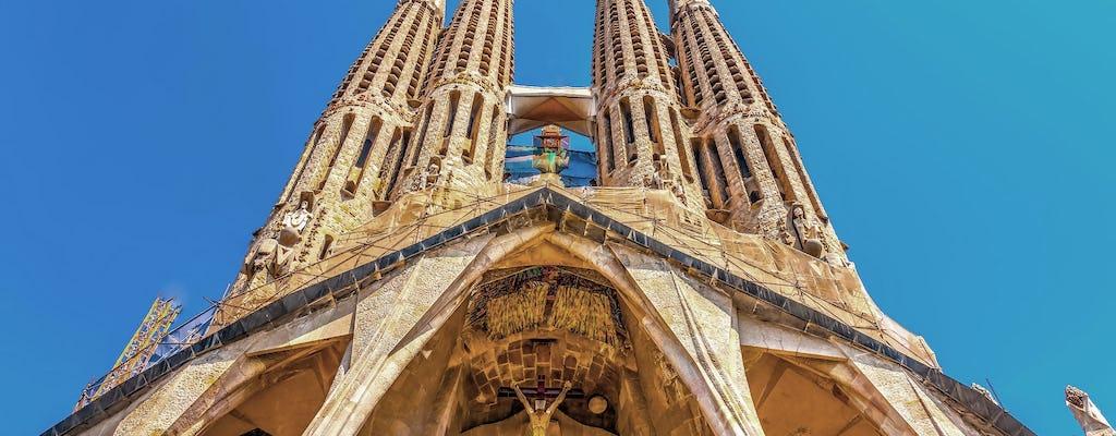 Barcelona Gaudi tour with Sagrada Familia and Casa Batlló