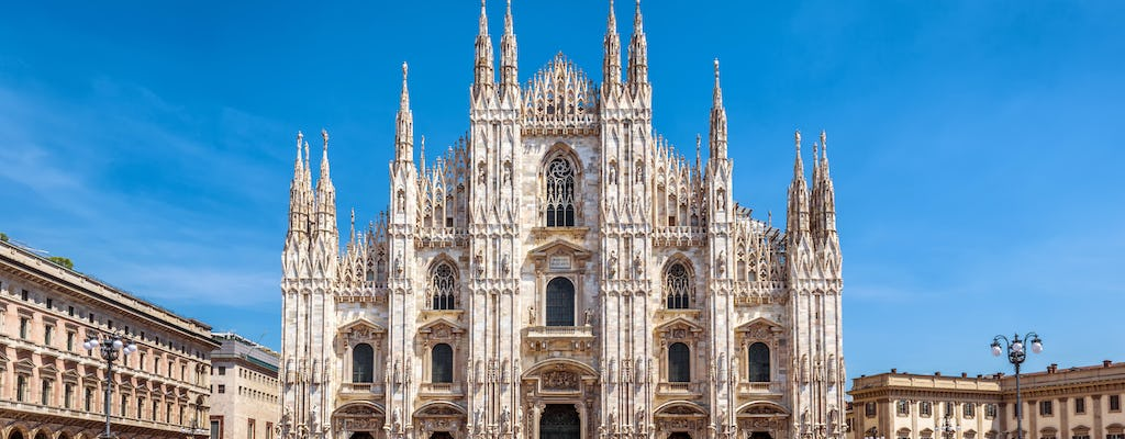 Day tour of Milan from Rome