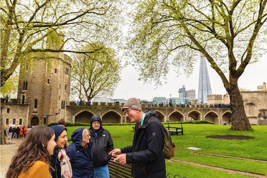 Visita guiada com acesso antecipado às jóias da Coroa e à Torre de Londres