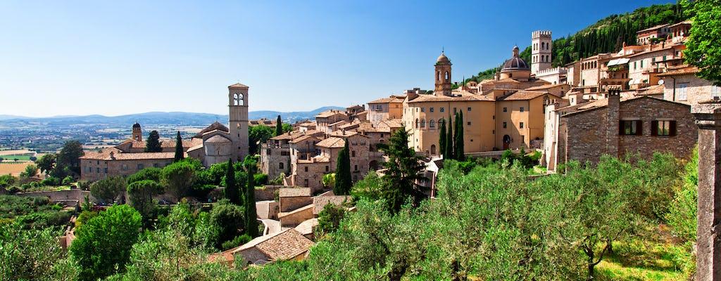 Tour di un giorno ad Assisi da Roma