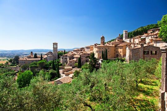 Excursion d'une journée à Assise depuis Rome