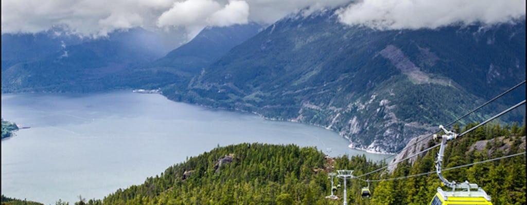 Excursión Sea to Sky en Vancouver
