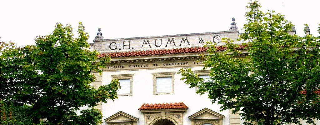 Cordon Rouge Experience at G.H. Mumm Champagne House in Reims