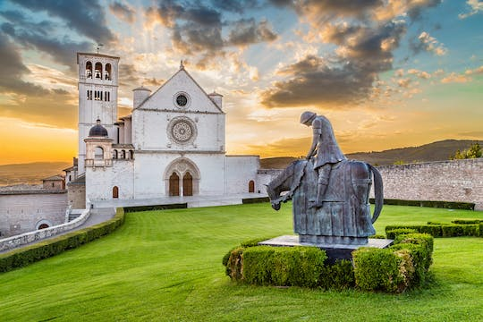 Full day tour of Assisi, Cortona and Passignano sul Trasimeno