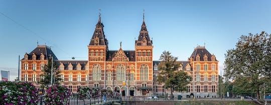 Entradas sin colas al Rijksmuseum y visita guiada