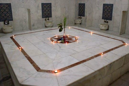 Expérience de hammam & bain turc