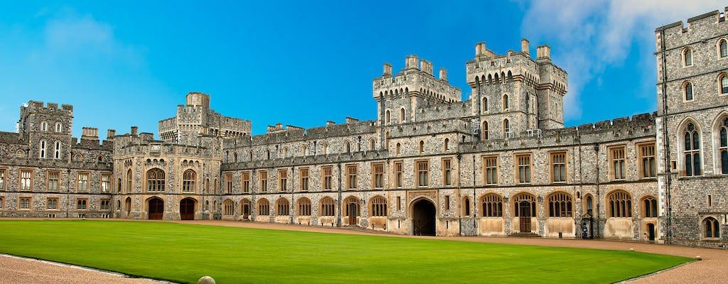 Billets pour le château de Windsor