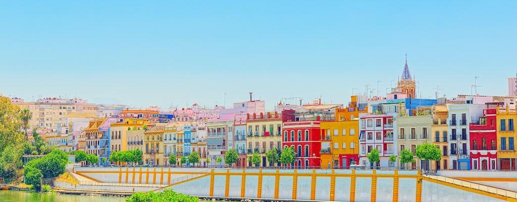 Paseo en yate por el Guadalquivir en Sevilla