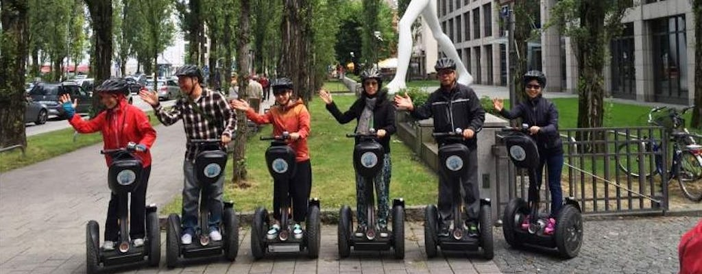 Mini-segway de Munique