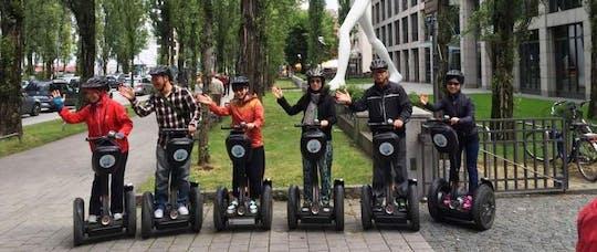 Munich Mini Self-balancing scooter Tour