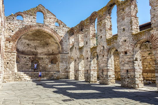 Discover Nessebar – from Obzor