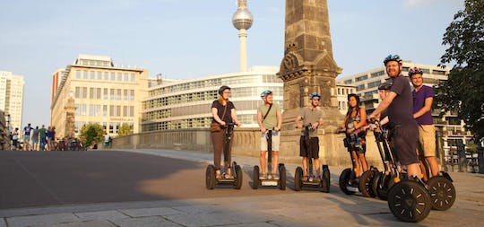Private Berlin city self-balancing scooter tour