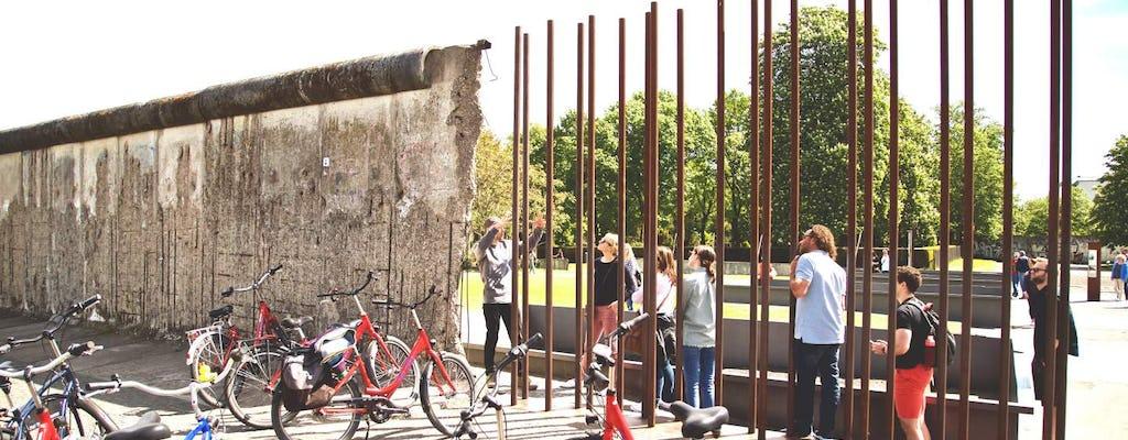 Passeio privado de bicicleta pelo Muro de Berlim