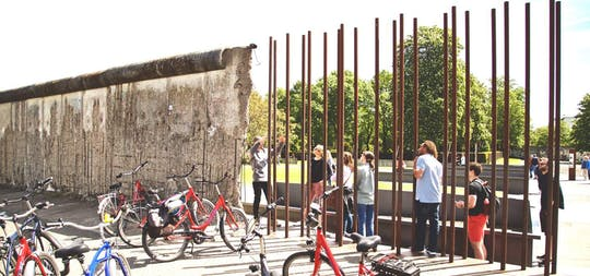 Private Berlin Wall bike tour