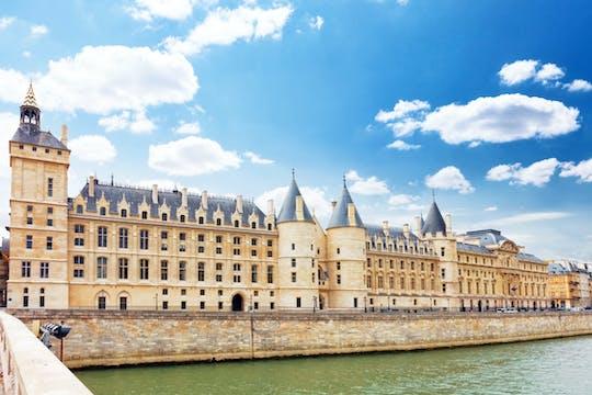 Entradas prioritárias para a Sainte-Chapelle e a Conciergerie
