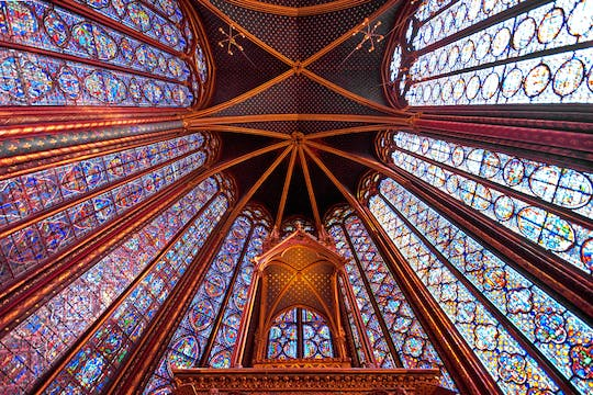 Priority tickets for the Sainte-Chapelle