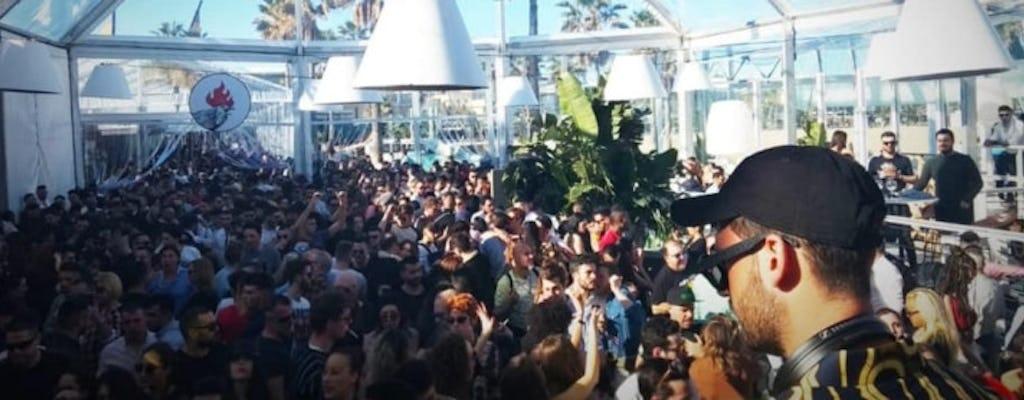 Fayer Presents Matinal Nye | Marina Beach Club