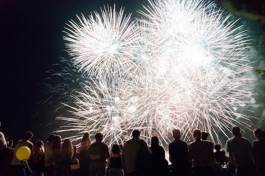 "Ausflug ""Fiestas deSant Ciriac"" am 8. August"