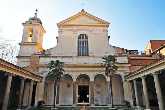 Wycieczka w małych grupach po podziemnych bazylikach i miejscach chrześcijańskich w Rzymie
