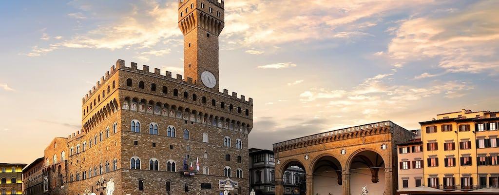 Tour speciale di una giornata intera a Firenze con Uffizi e Accademia