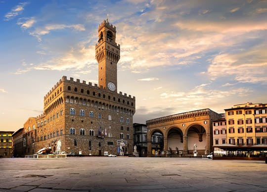 Specjalna całodniowa wycieczka po Florencji z Uffizi i Galerią Akademii