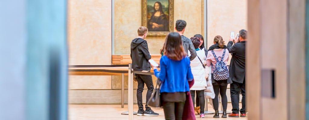 Visita guiada del Museo del Louvre en 2 horas