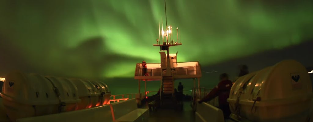 Crucero de la aurora boreal en Reikiavik