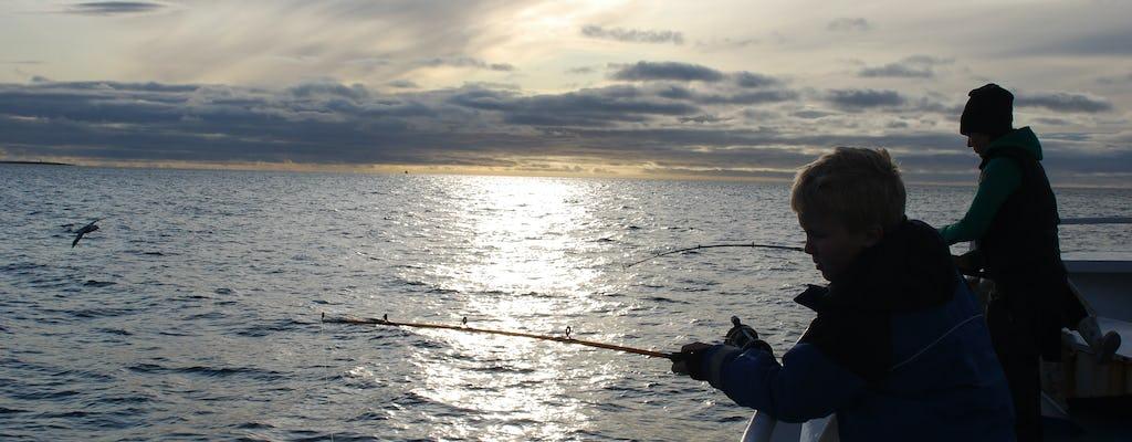 Gourmet sea angling in Reykjavík