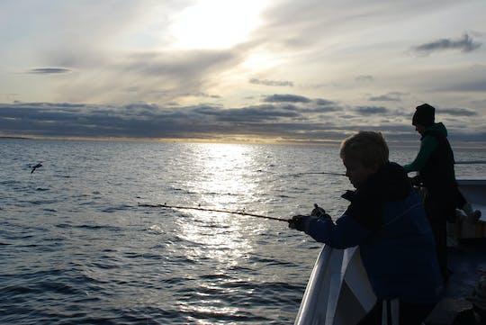 Pesca en el mar gourmet en Reikiavik
