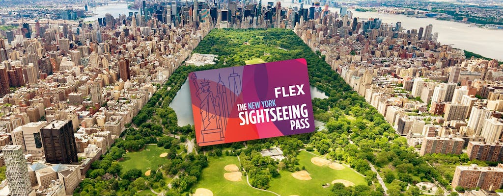 New York Sightseeing FLEX Pass