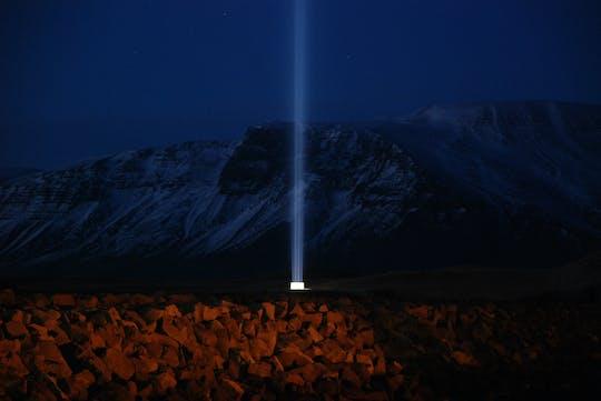 Imagine Peace Tower tour in Reykjavík