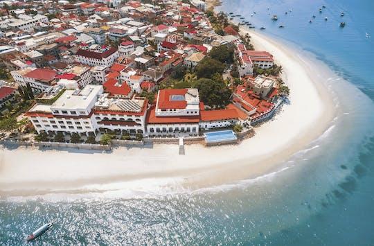 Historisch Stone Town & Prison Island