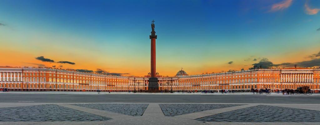 Excursão de cruzeiro de 2 dias em São Petersburgo