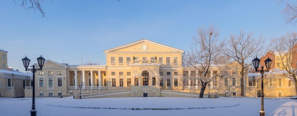 Excursão a pé de meio dia ao Palácio Yusupov com Rasputin Story em São Petersburgo