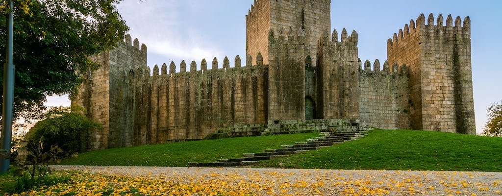 Historical Braga and Guimarães guided full-day tour from Porto with lunch