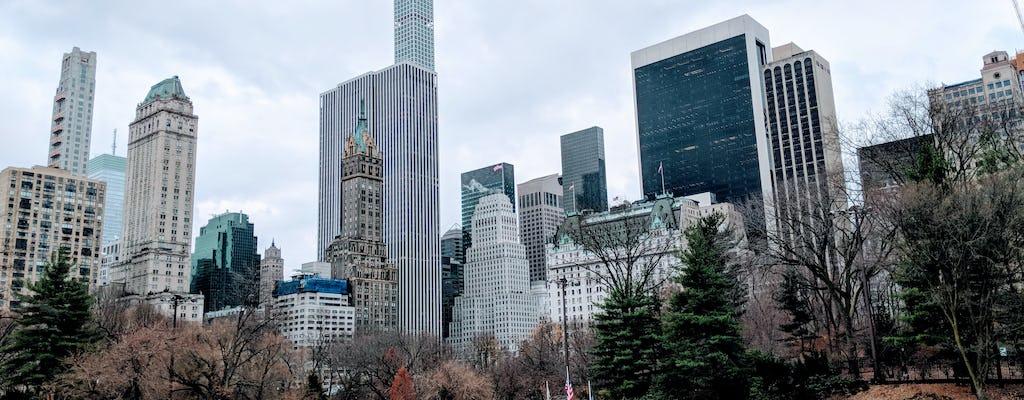 Paquete con entradas para el MoMA y la pista de patinaje sobre hielo de Central Park