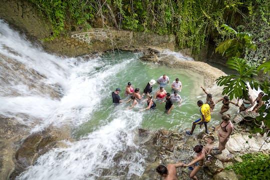 Wycieczka do wodospadów Dunn's River