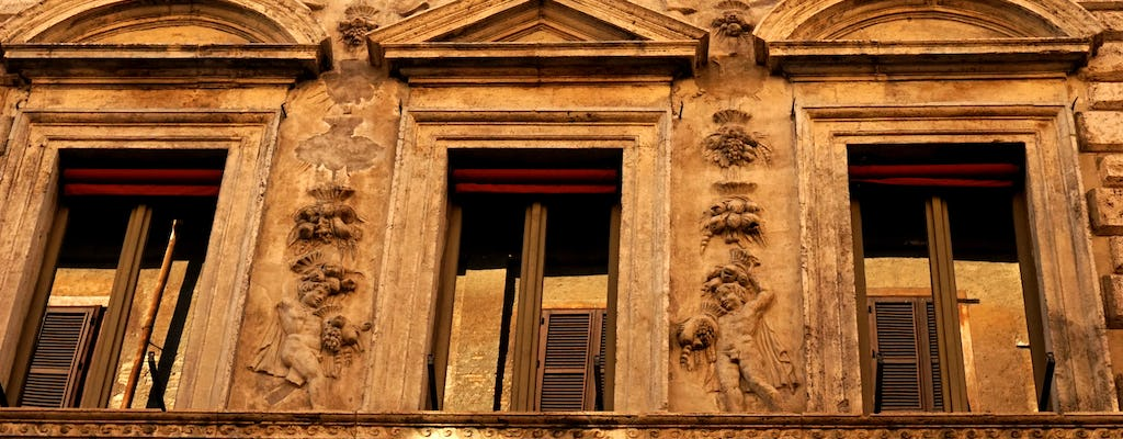 Self-guided Discovery Walk in Rome's Trastevere neighborhood