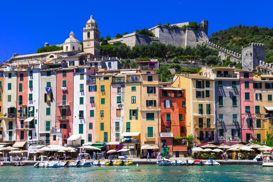 Day trip to Cinque Terre and Portovenere from Florence