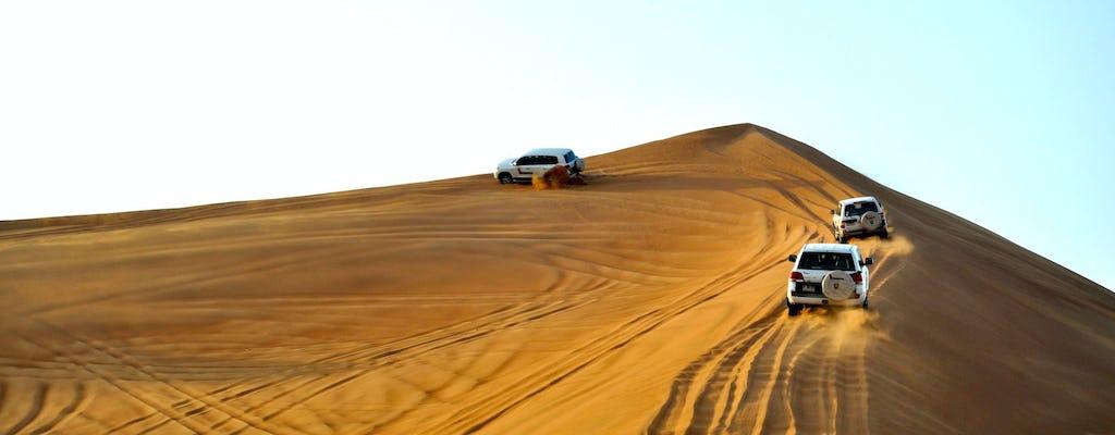 Ras El Khaimah Desert Tour & Dinner