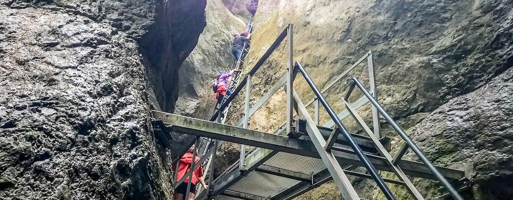 Однодневный тур с 3 каньонами рядом Брашов