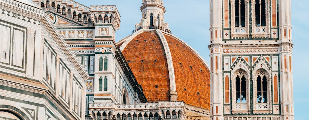 Walking tour of Florence with optional Cathedral visit