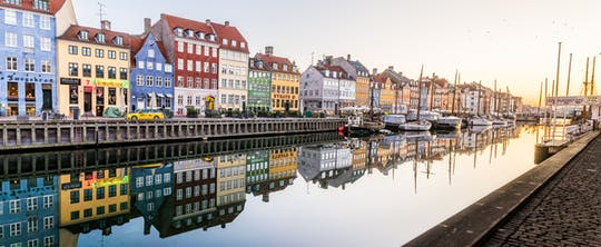 Grand inner city tour in Copenhagen