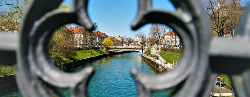 Discovery Game Ljubljana a green city adventure filled with history