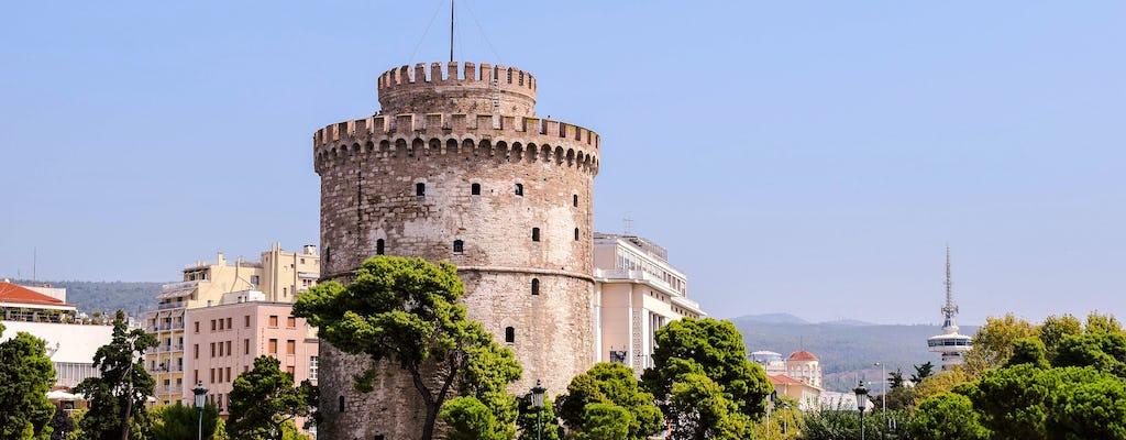 Jeu de découverte Thessaloniki, histoires de statues et balades en bord de mer