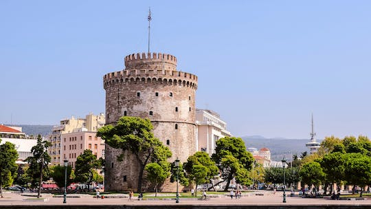 Self-guided Discovery Walk in Thessaloniki statue stories and seaside strolls
