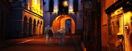 Night Walking Ghost Tour in Vilnius
